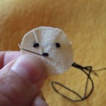 embroider face