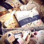 meeni stall - cushions