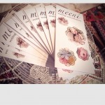 "new ""wedding and celebration"" leaflets"
